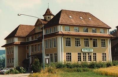 Betriebsbesichtigung Phytomed, Oberburg